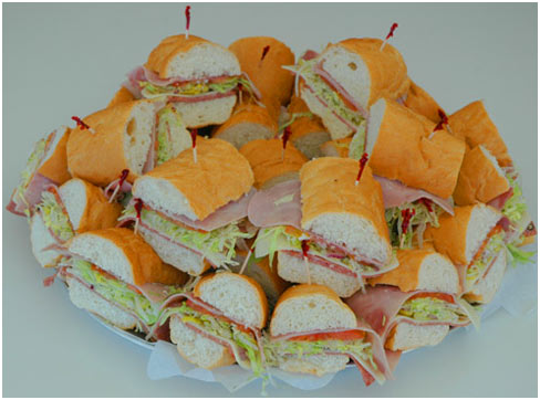 Party Platters at The Grinder